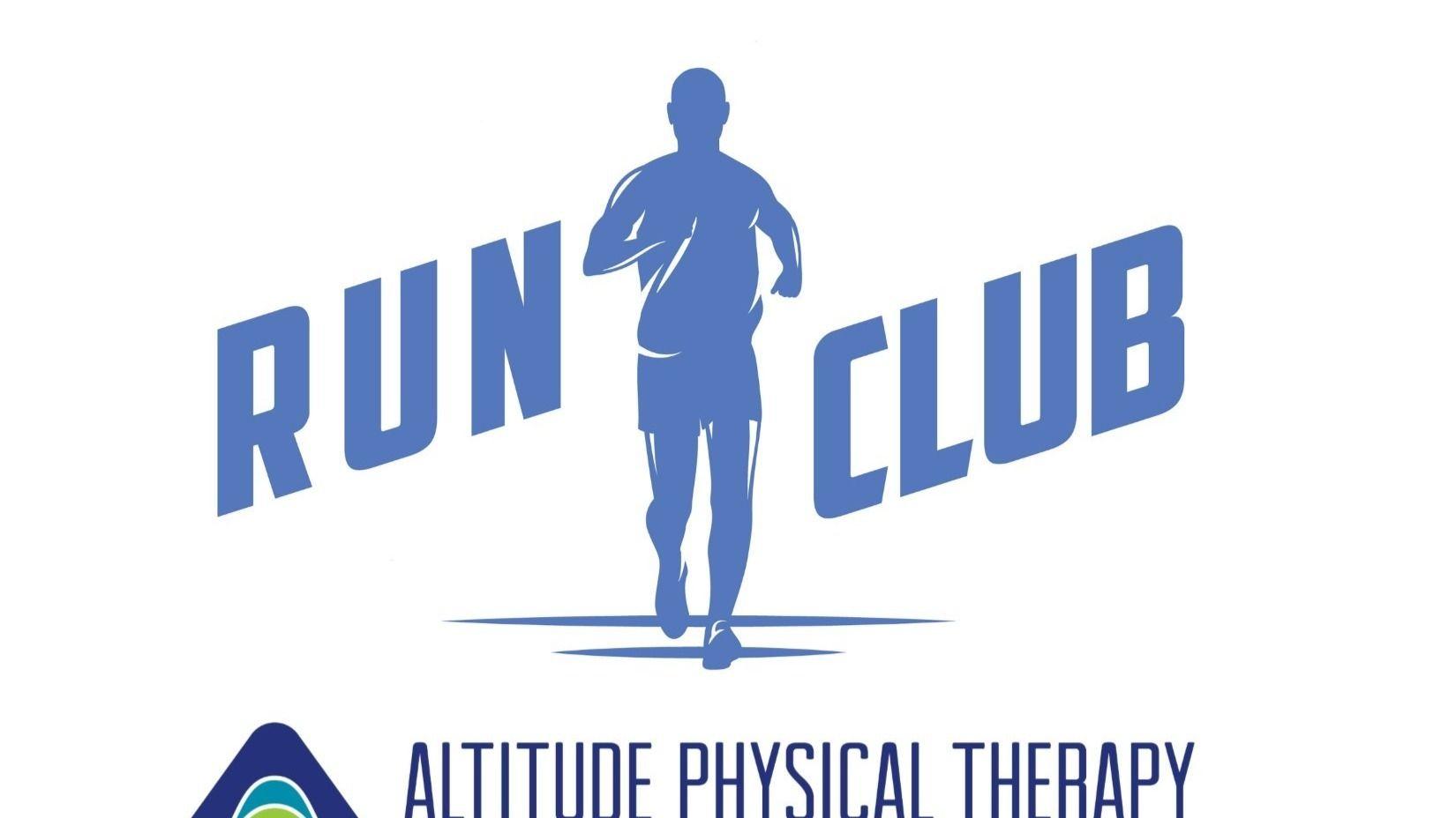 Altitude Physical Therapy Run Club Training Run