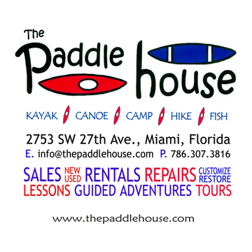 Father's Day Sale at The Paddle House - Miami Kayak Club