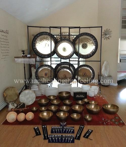 Rocky Point Gongs•Singing Bowls• Healing Meditation Circles