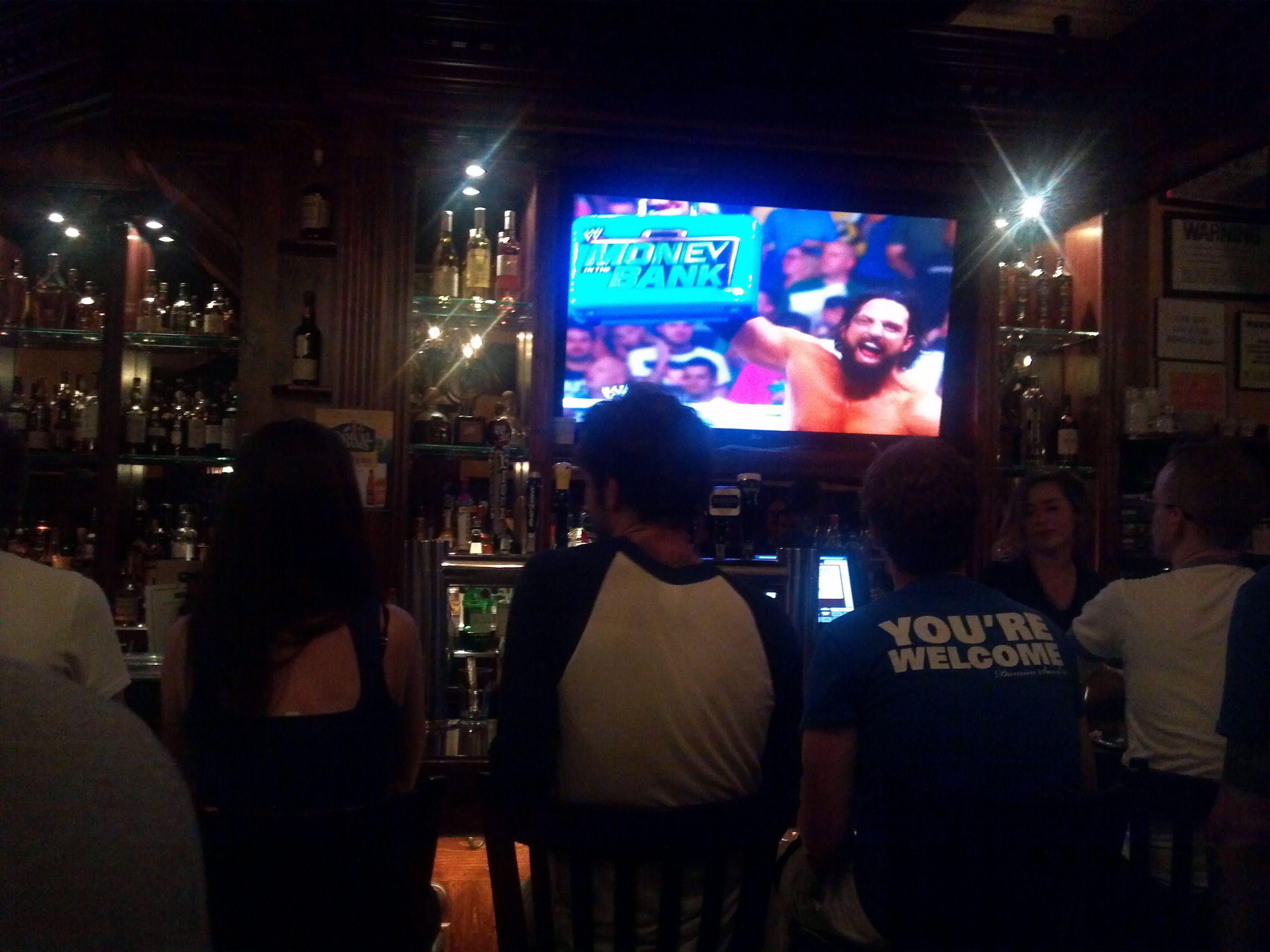 WWE Wrestling Fans NYC