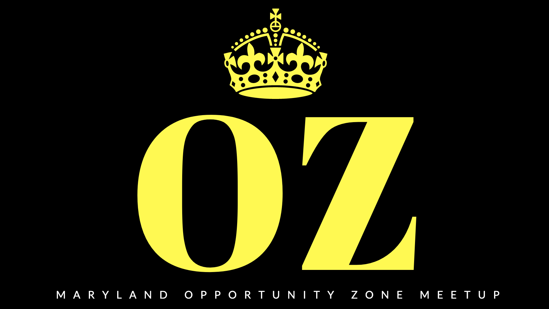Maryland Opportunity Zone Meetup