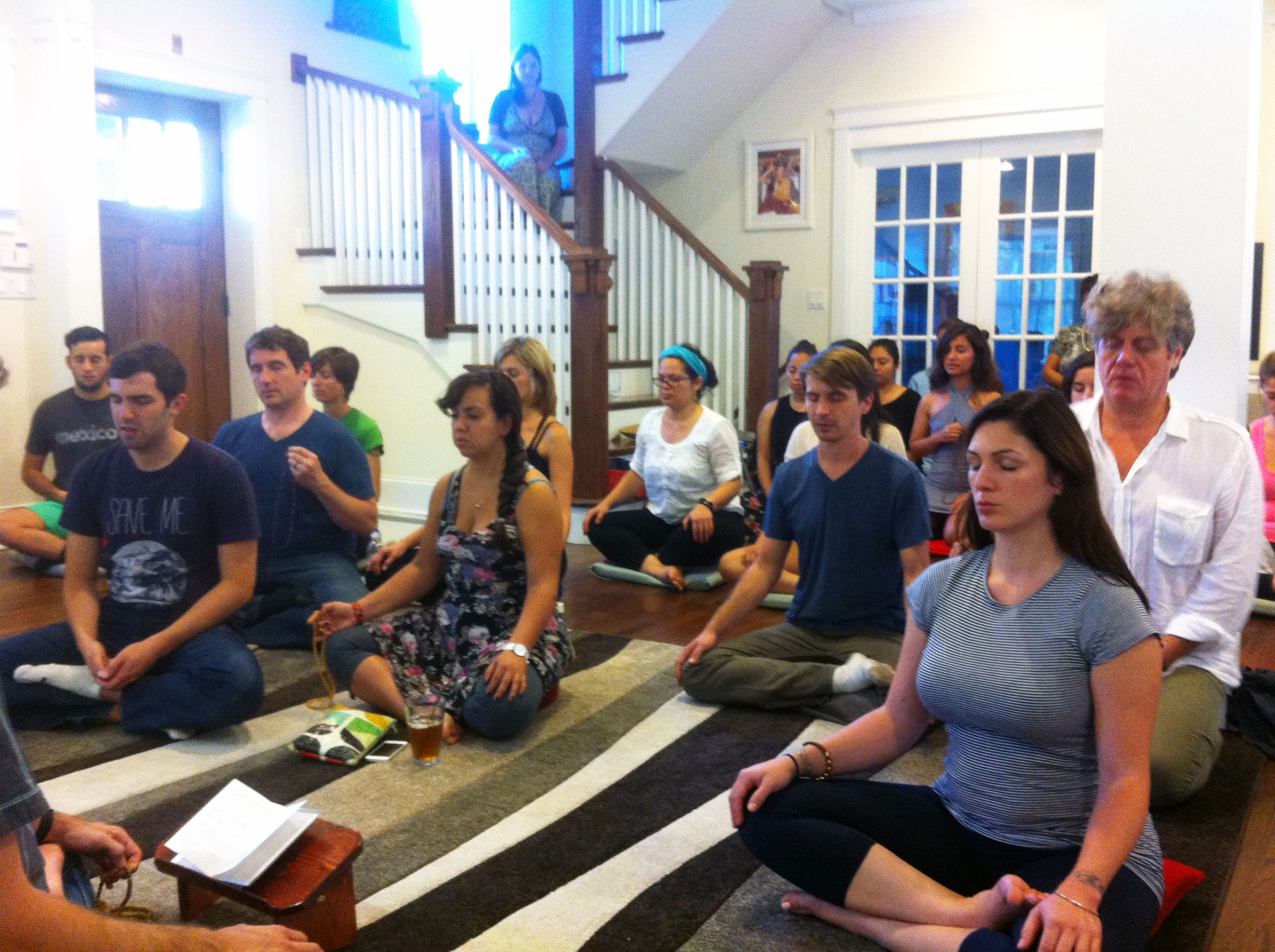 Chicago Buddhist Center (Public Guided Meditation)