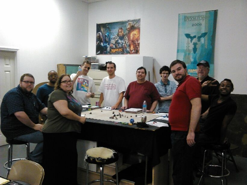 D&D and Role-play Gaming of Duluth | Norcross | Johns Creek