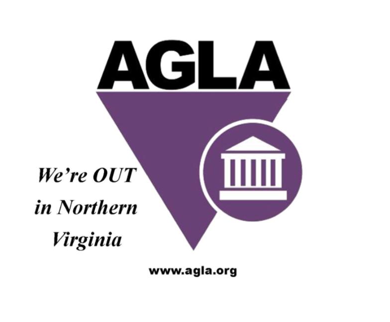 AGLA - Serving NoVA LGBTQ and Allies