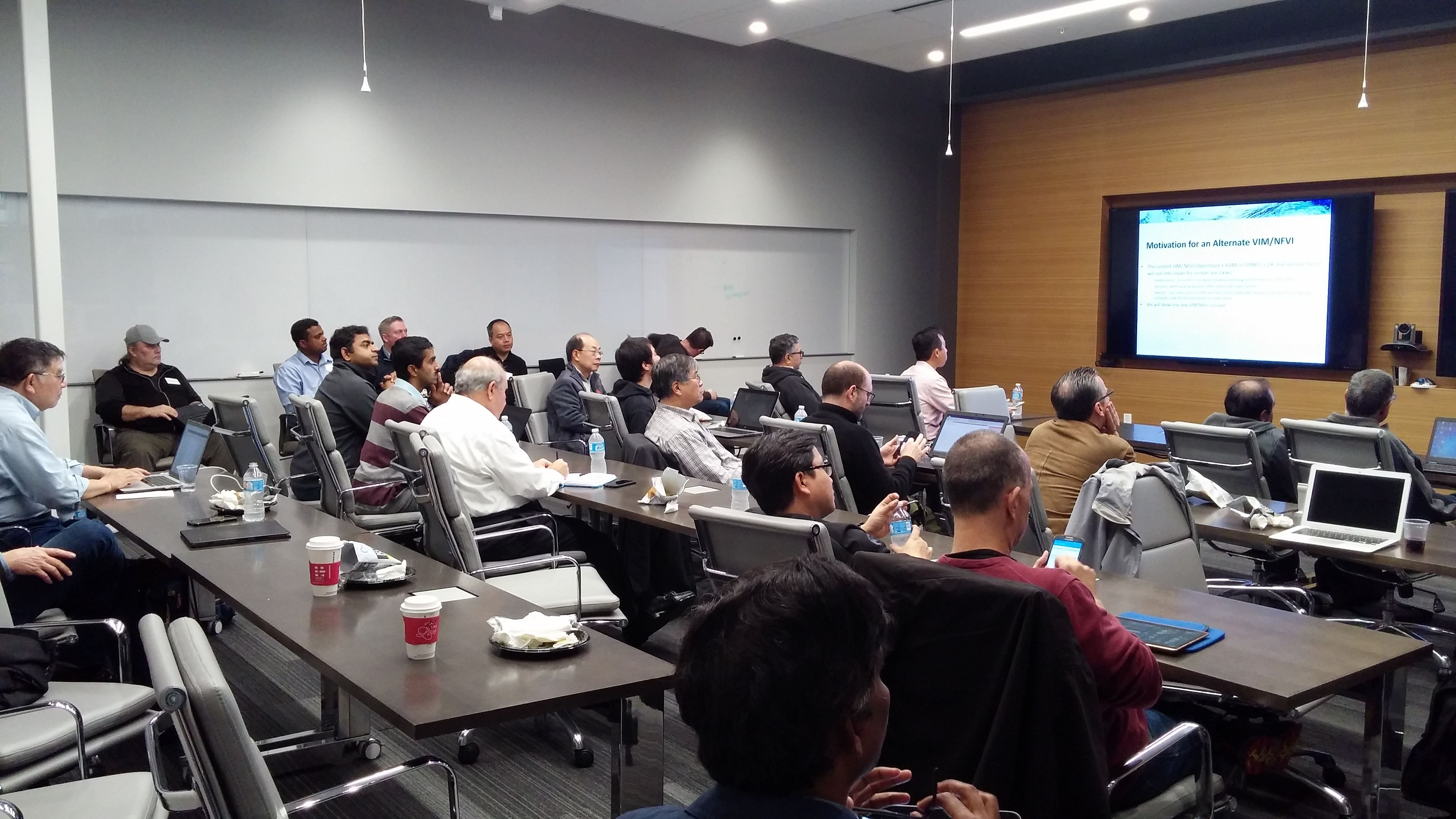 Open Source Networking User Group Bay Area