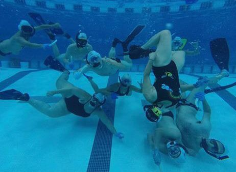 Barnacles Underwater Hockey