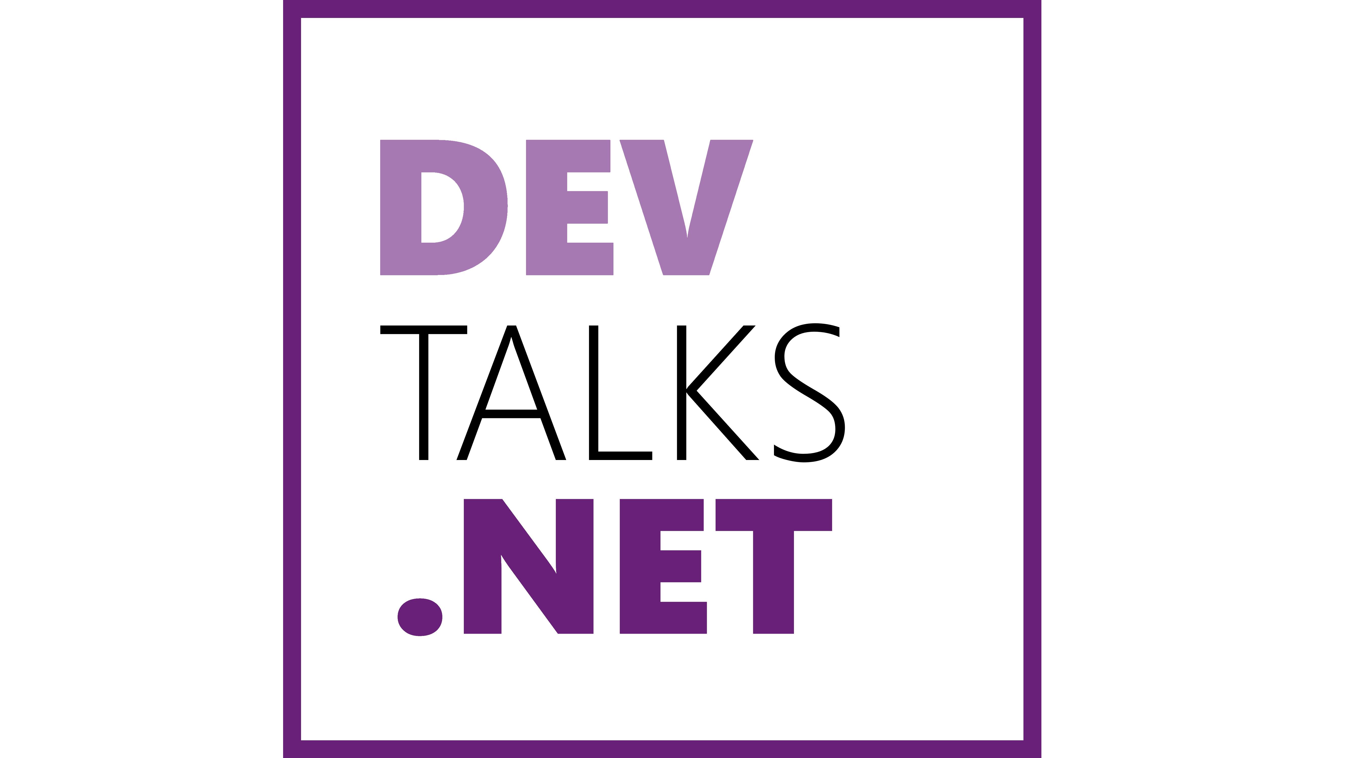 DevTalks .Net