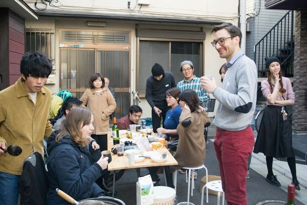URBAN BBQ in Zoshigaya
