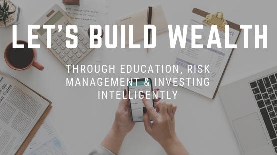 Lets Build Wealth Meetup