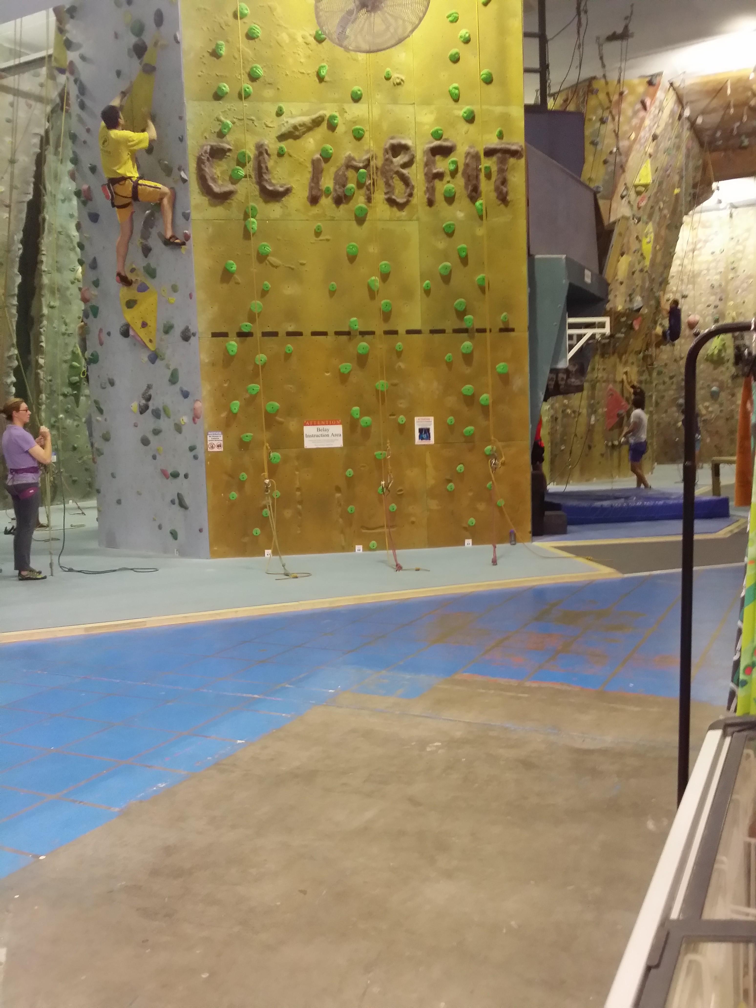 Sydney Indoor Rock Climbers