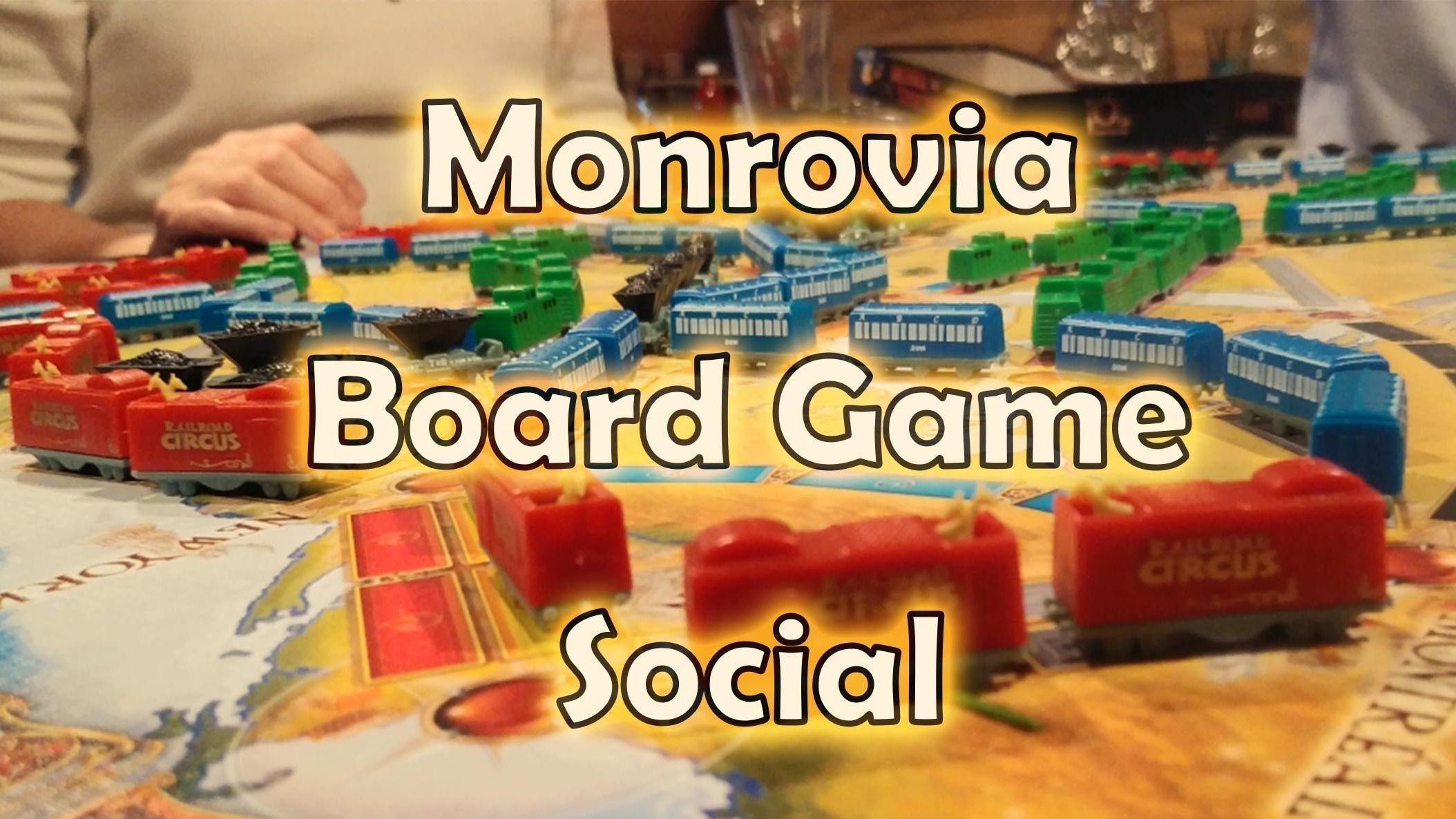 Monrovia Board Game Social