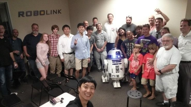 San Diego Robotics Club