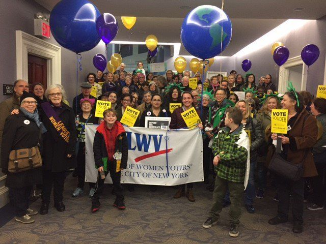 League of Women Voters of the City of New York