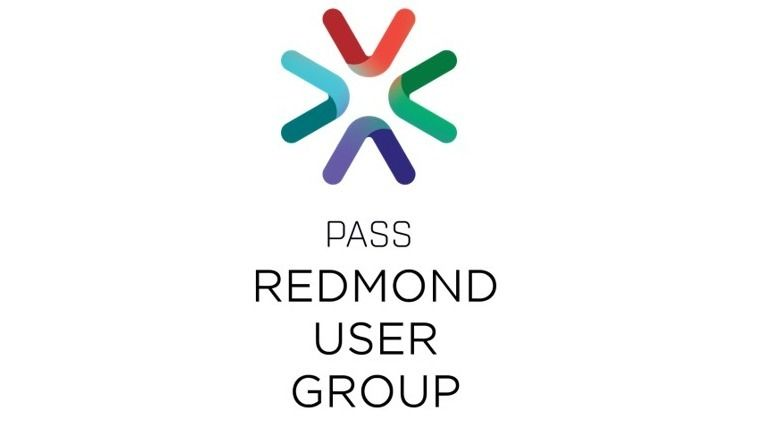 Redmond PASS User Group for SQL Server & Data Professionals