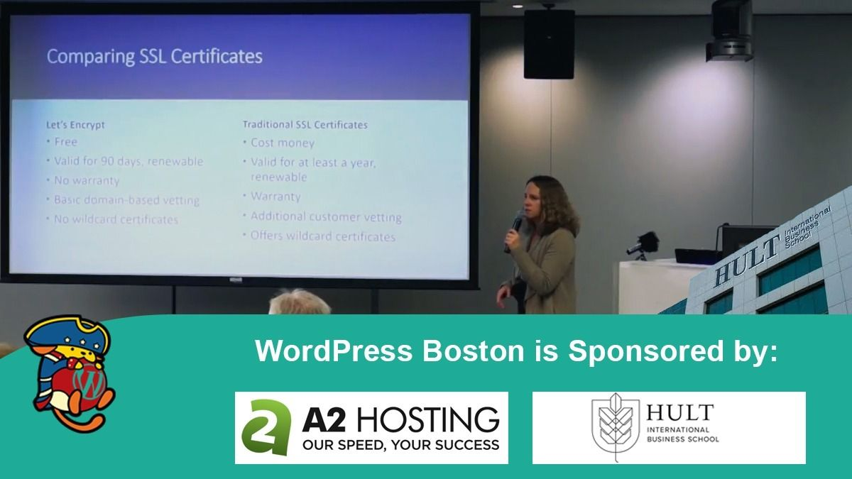 Boston WordPress
