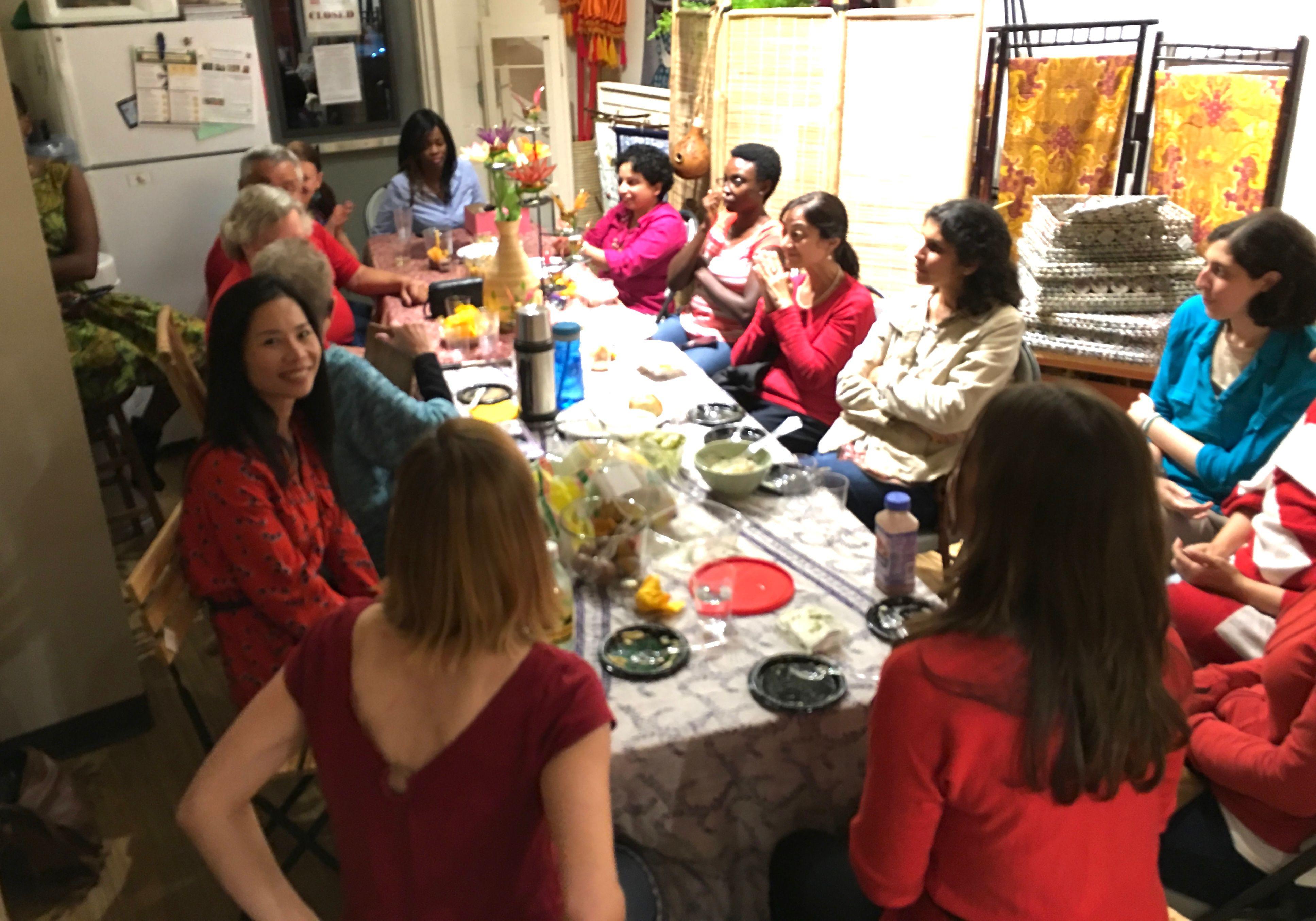 International Multicultural Community