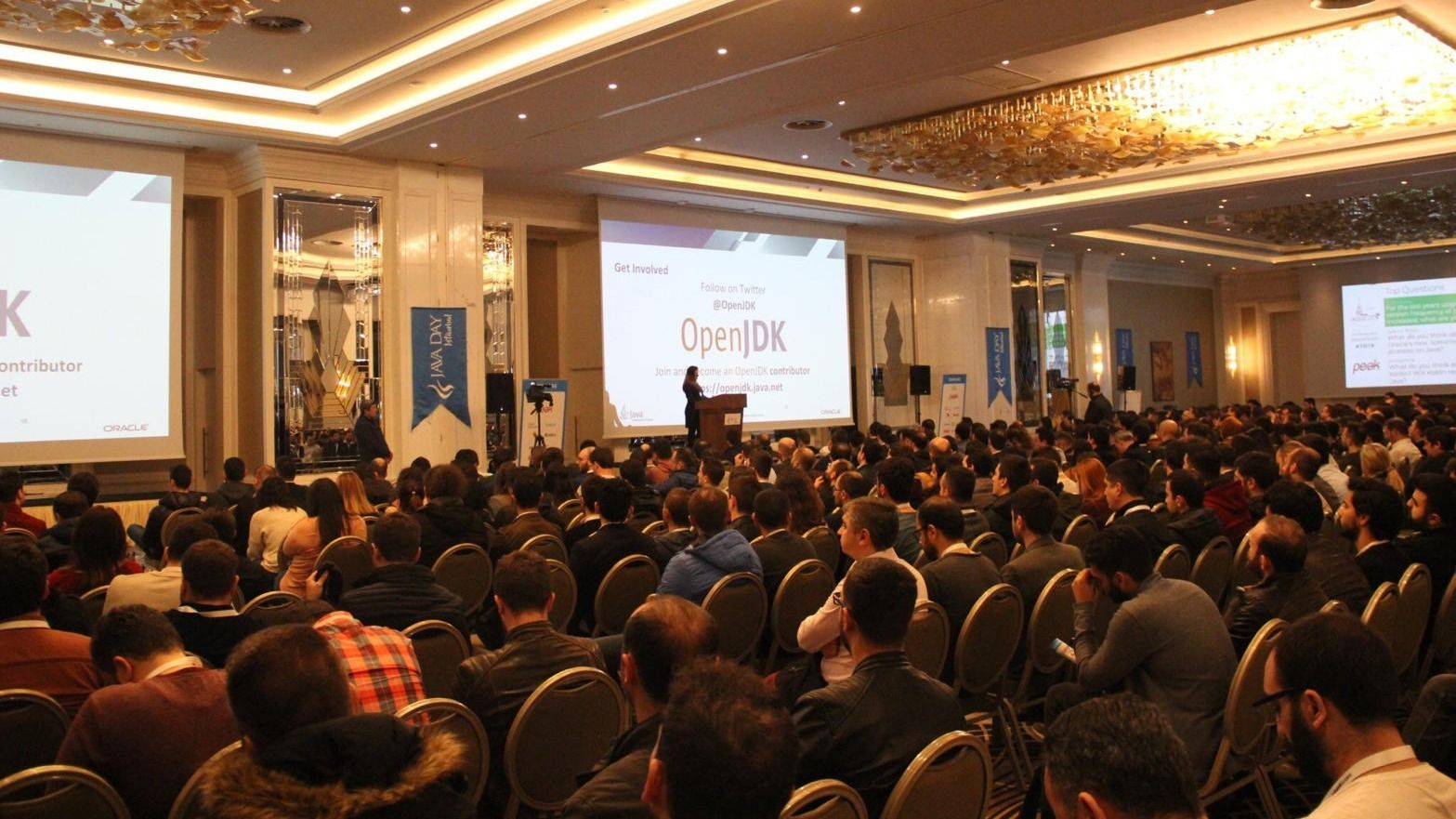 Istanbul Java User Group (JUG) - @jug_istanbul