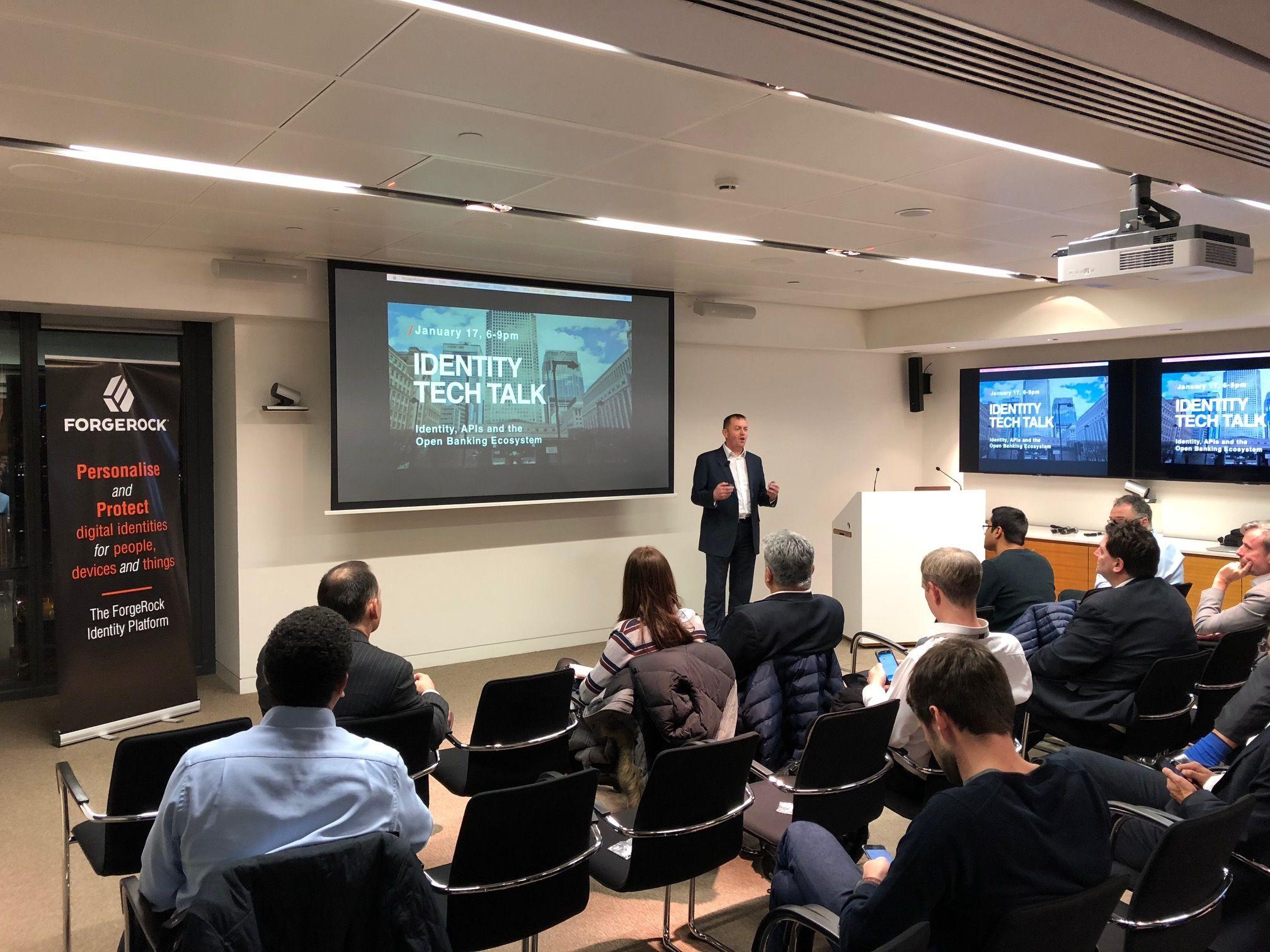 London Identity Tech Talks