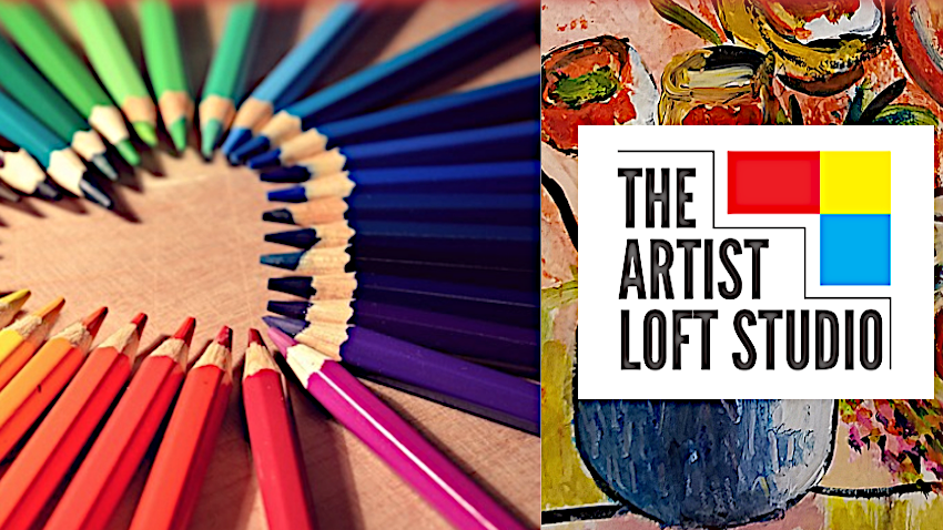 The Artist Loft Studio (Costa Mesa Arts & Crafts Studio)