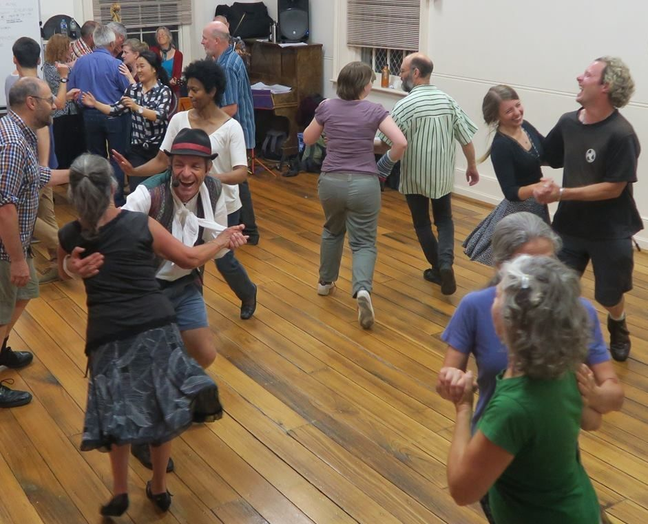 Dance Folk Tasmania