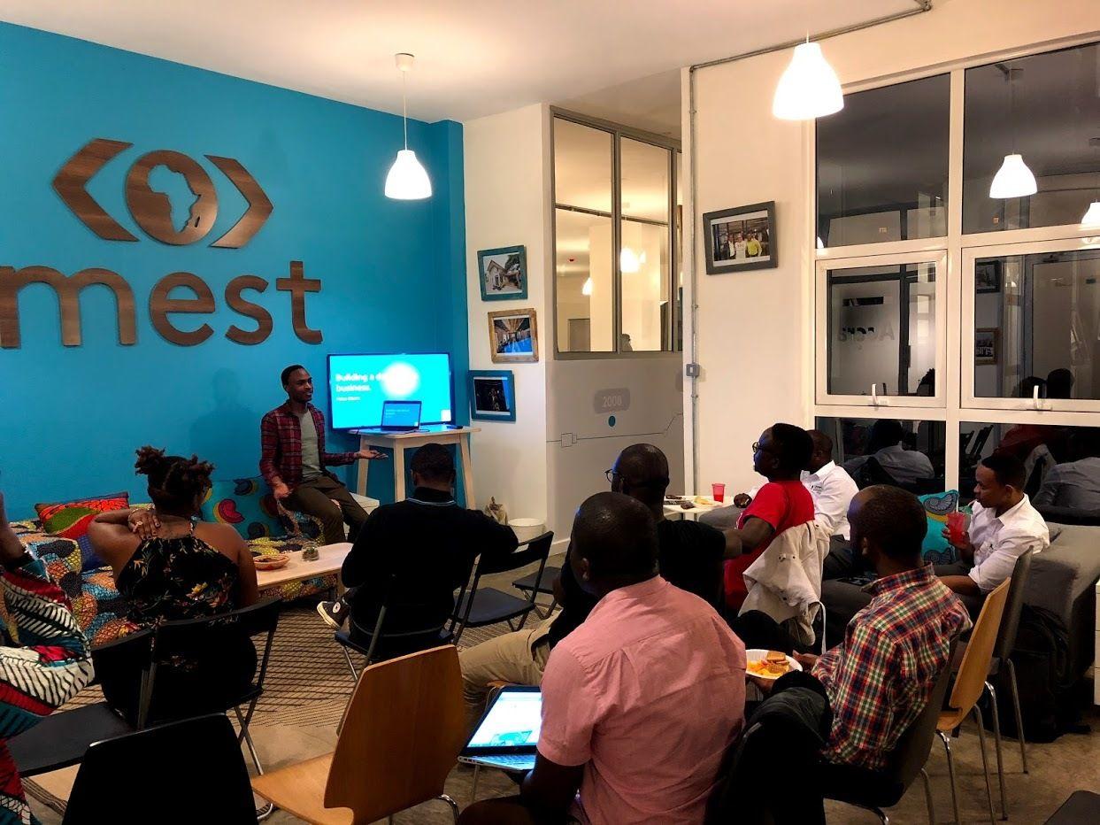 Nairobi Data Science for  Business Meetup