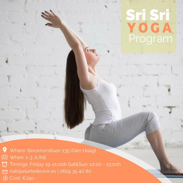 Sri Sri Yoga Program Meetup