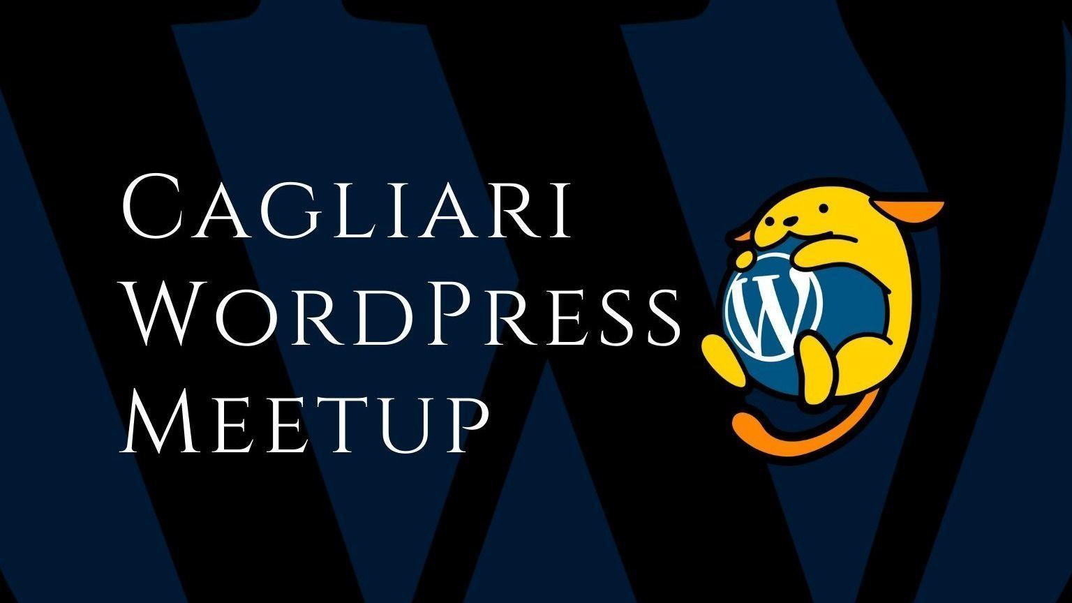 Cagliari WordPress Meetup
