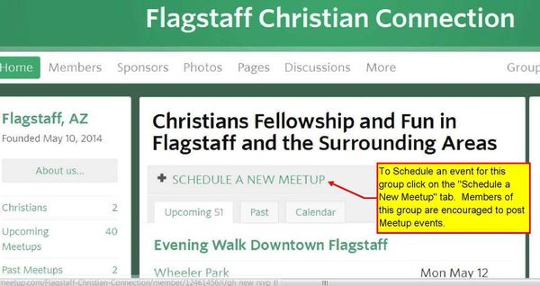 Christian dating in flagstaff
