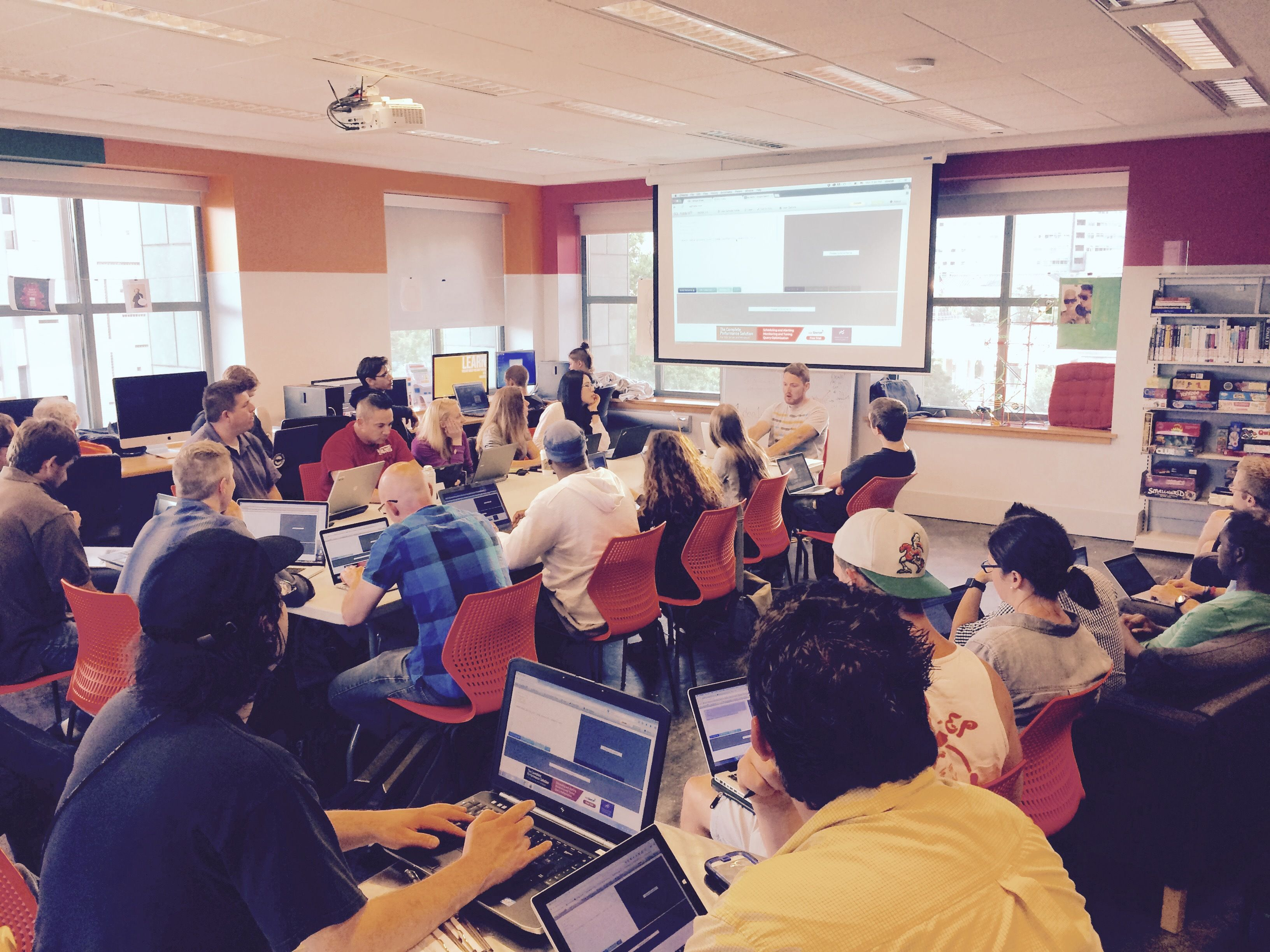 Learn to Code at the Denver Library