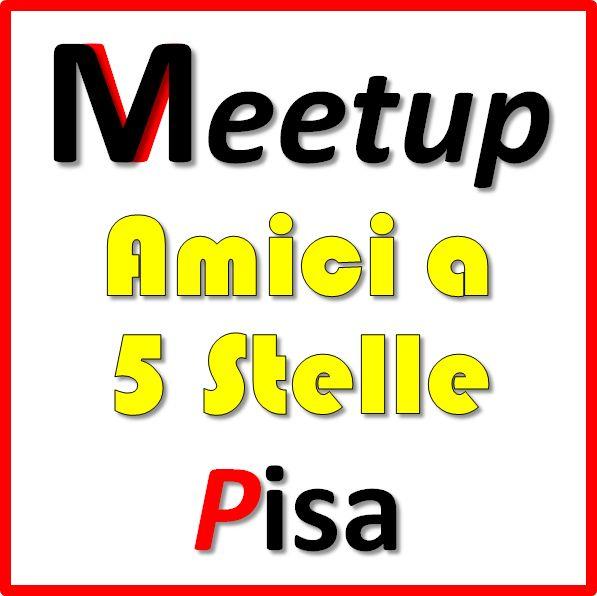 Meetup Amici a 5 Stelle Pisa
