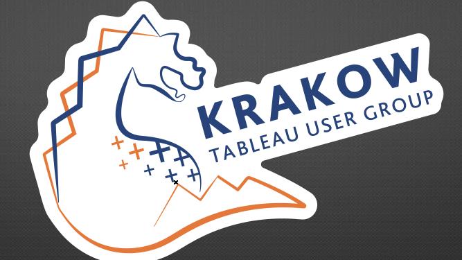 Krakow Tableau User Group #KrakowTUG