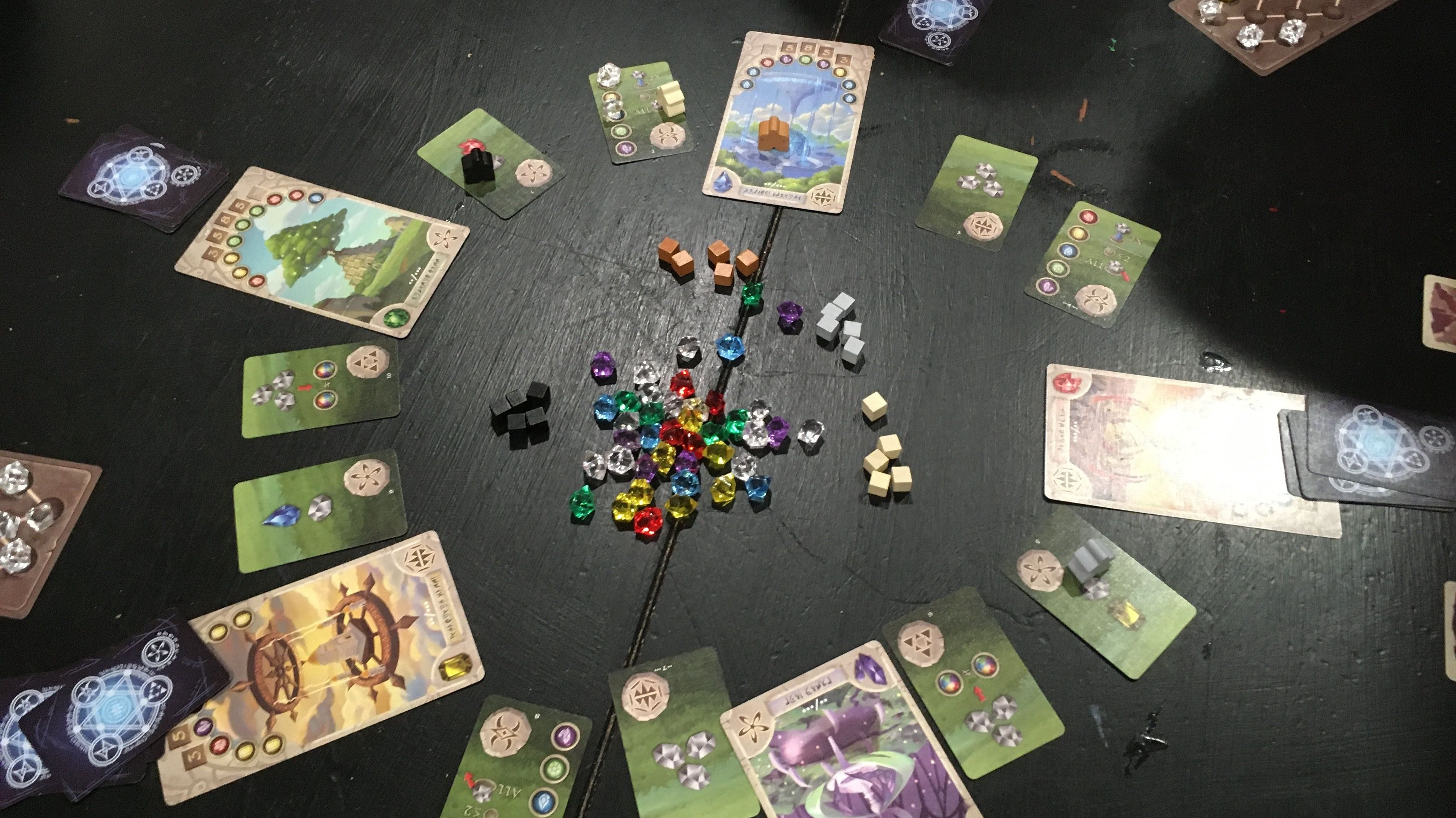 WE'RE BACK! Board Games in Ardmore at Common Space Studio!
