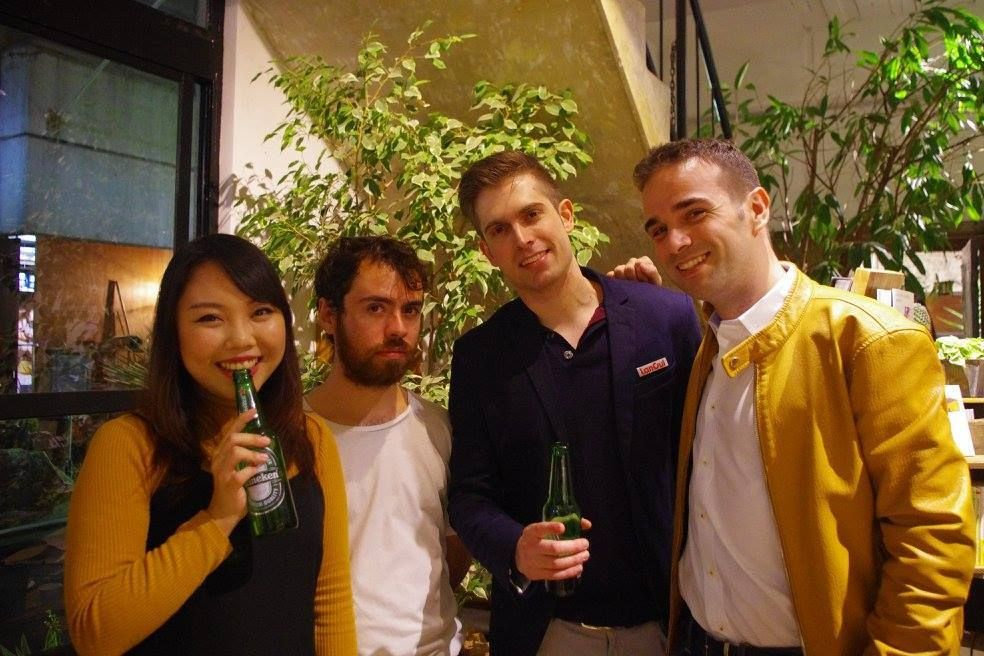 Tokyo Language and Culture MeetUp