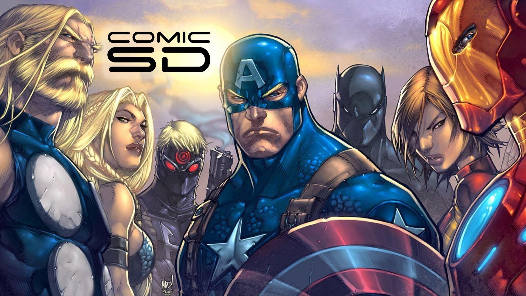 Comic SD