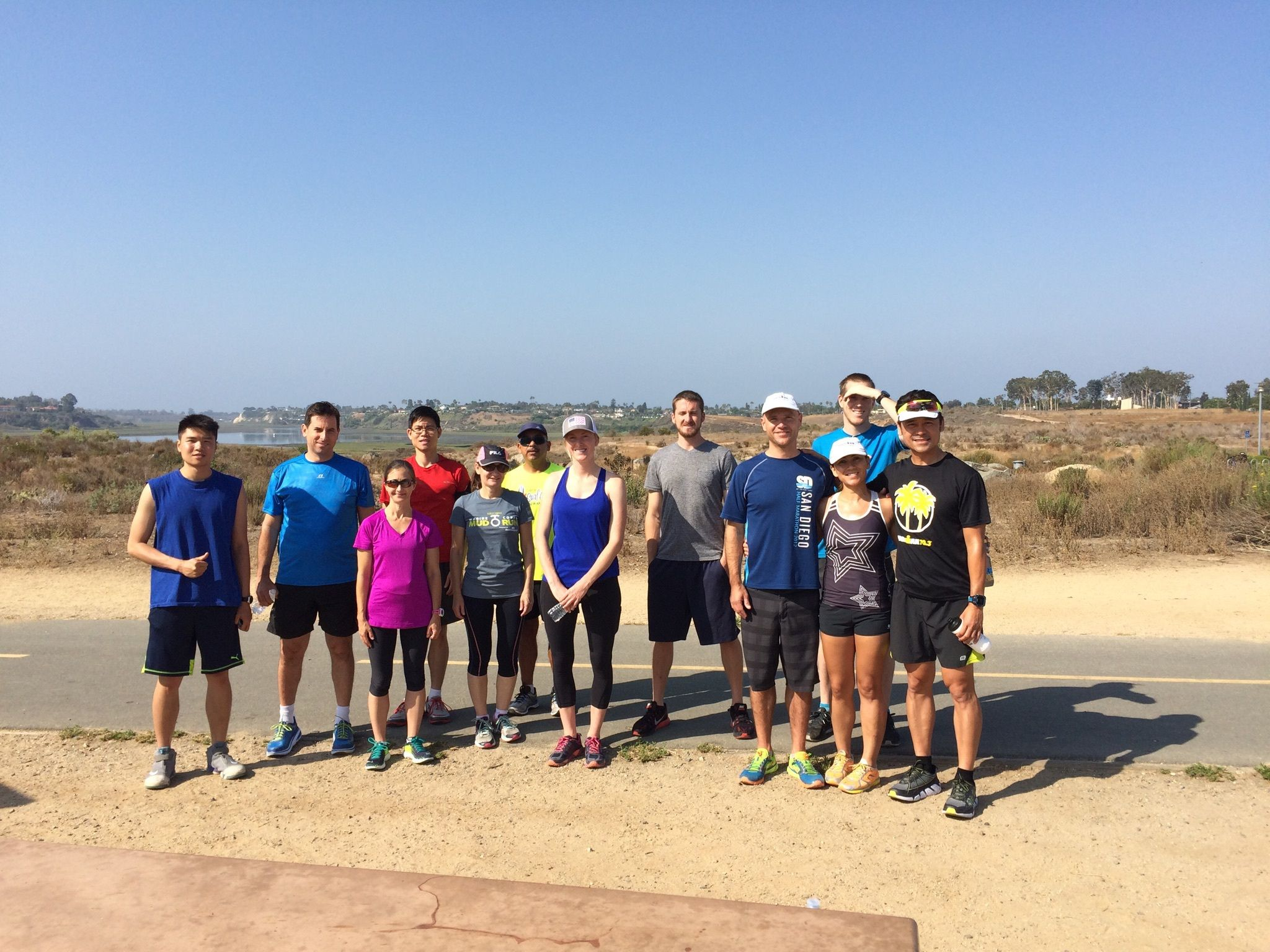 A Snail's Pace Running Club - Fountain Valley