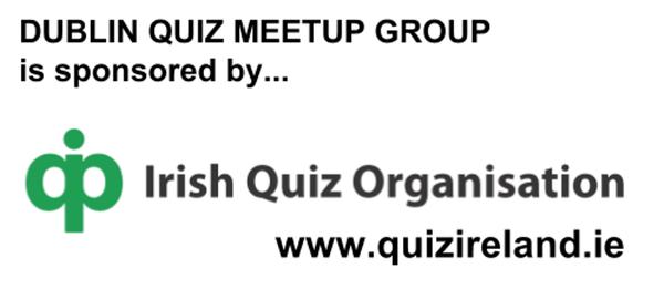 Dublin Quiz Meetup Group (Dublin, Ireland)   Meetup