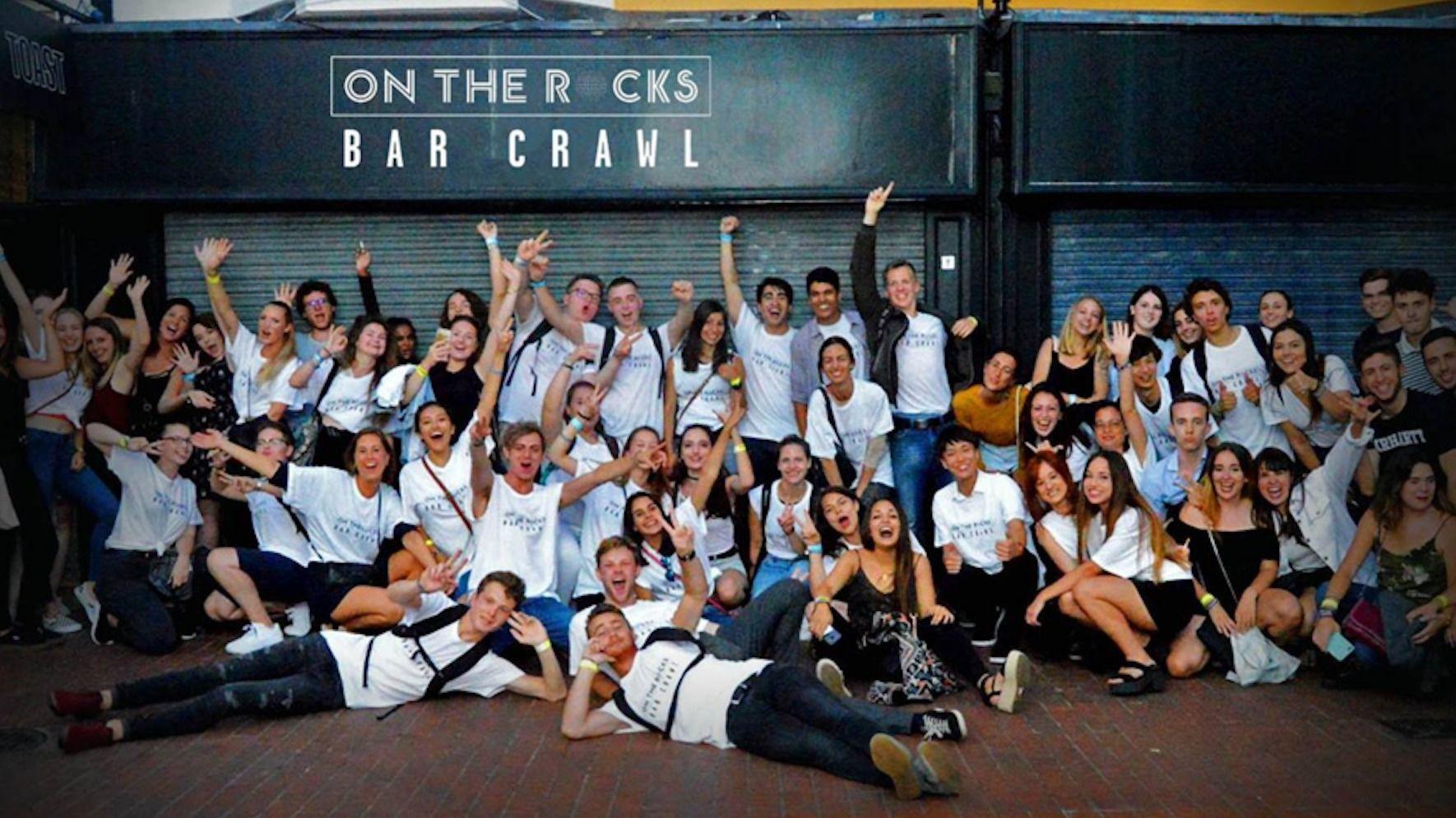 Barcelona Weekly Bar Crawl