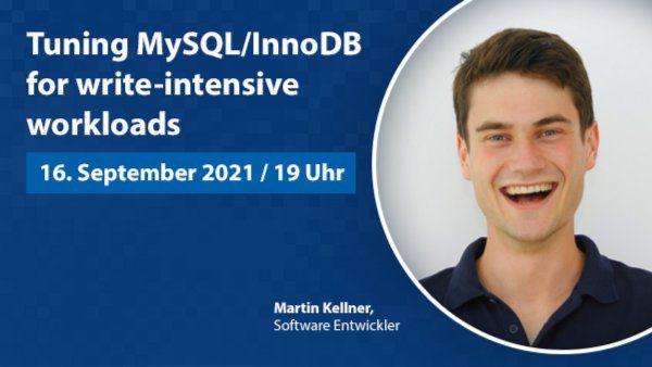 On-site Meetup: Tuning MySQL/InnoDB for write-intensive workloads
