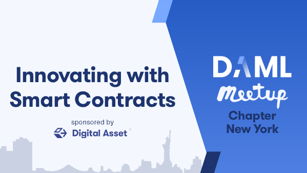 Innovating with Smart Contracts - New York