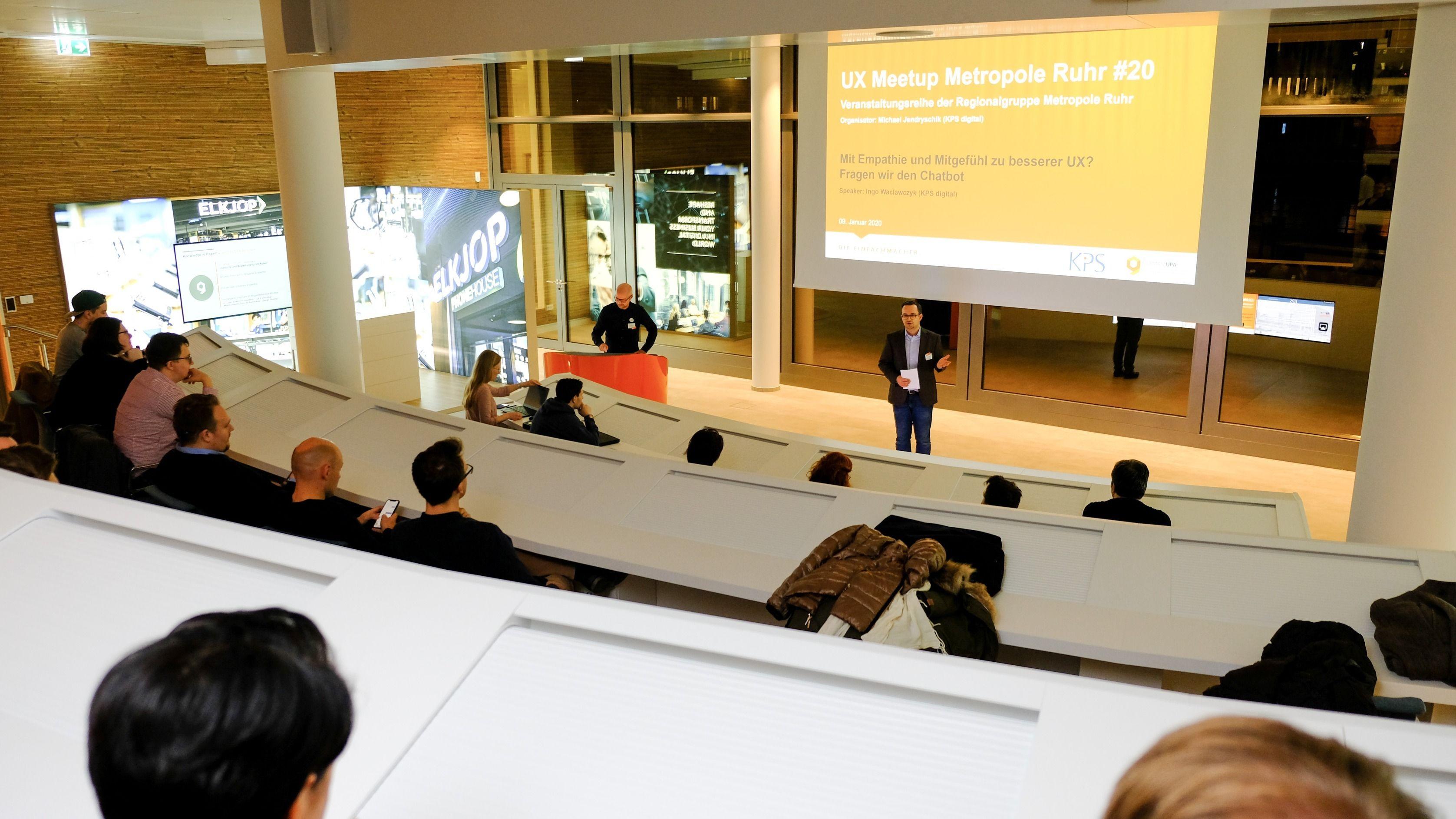 UX Meetup Metropole Ruhr