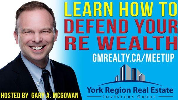 York Region Real Estate Investors Group