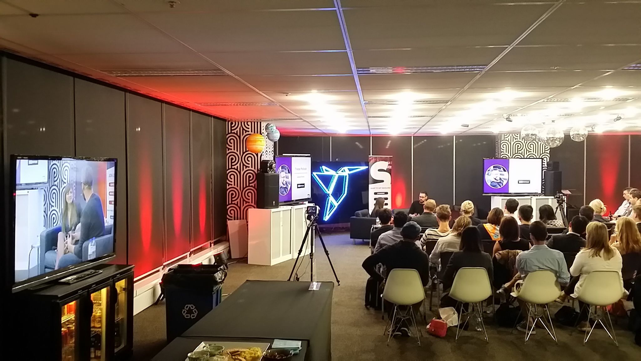 Technology Leadership Series by StartCon