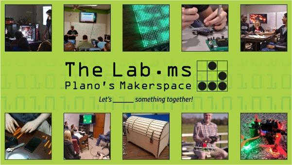TheLab.ms Plano's Makerspace