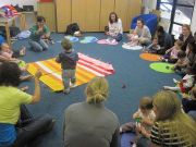 2 rivers meet classes for toddlers