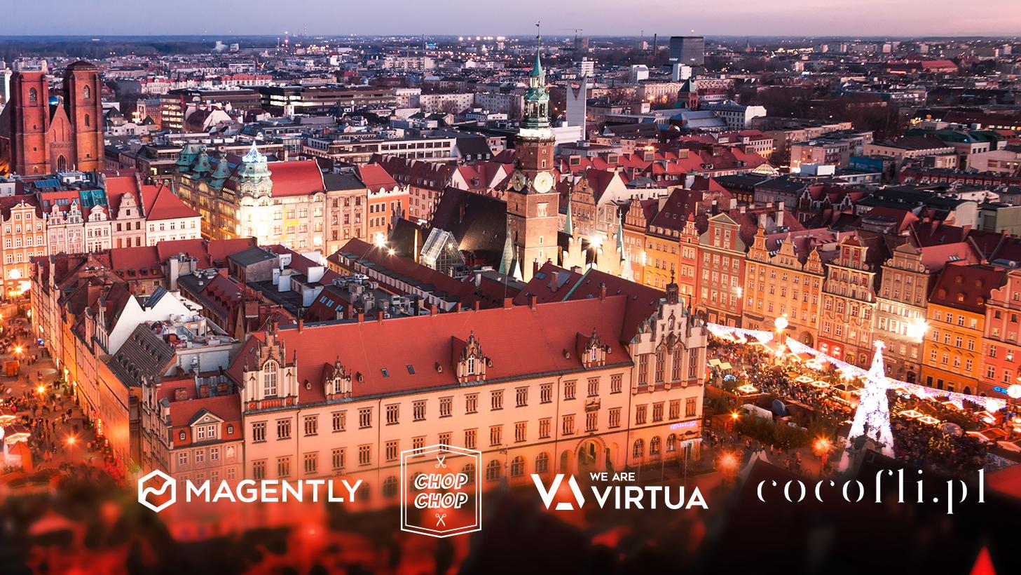 Magento Meetup Wrocław