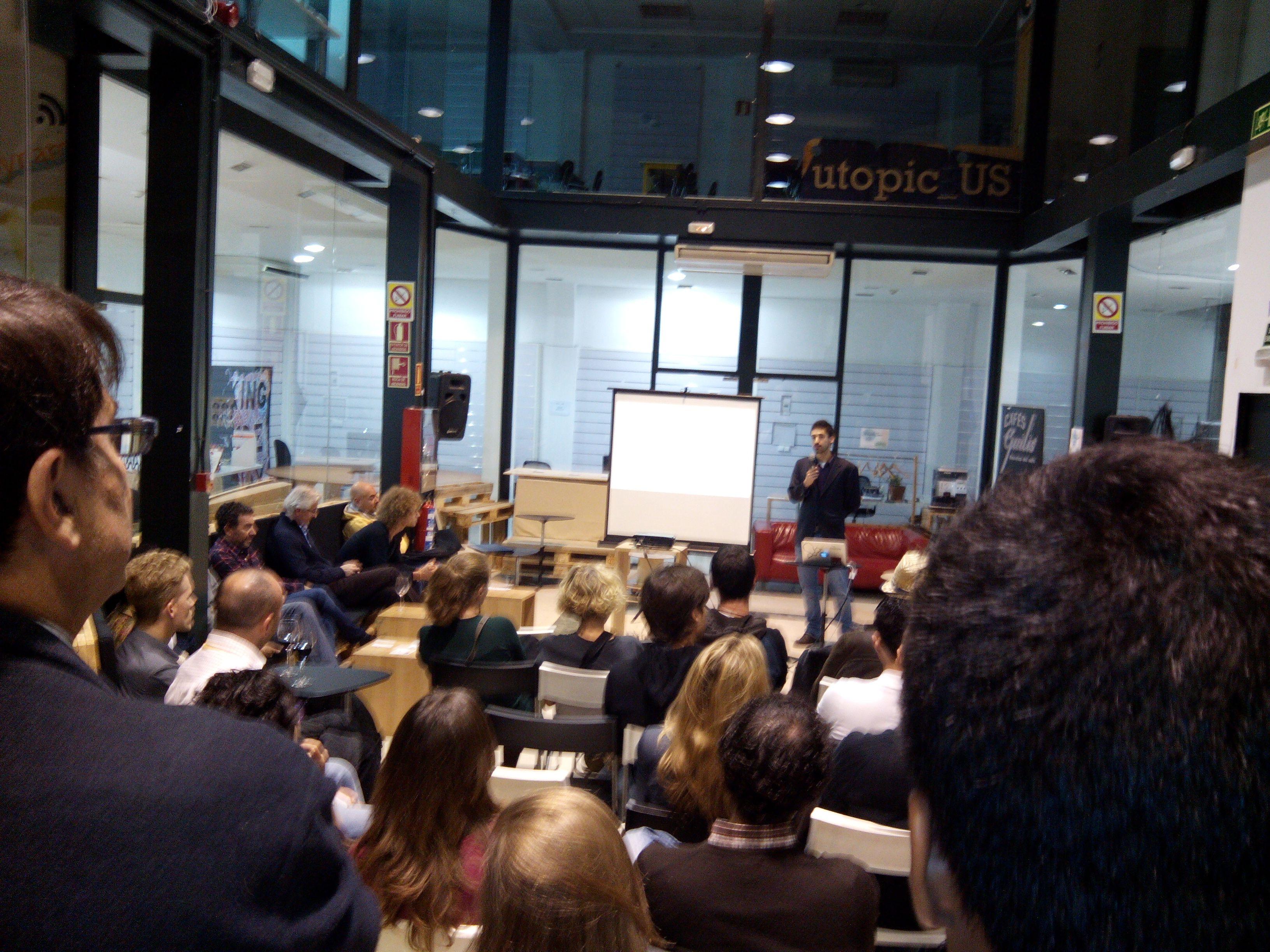 Guiripreneur - Madrid Entrepreneurs