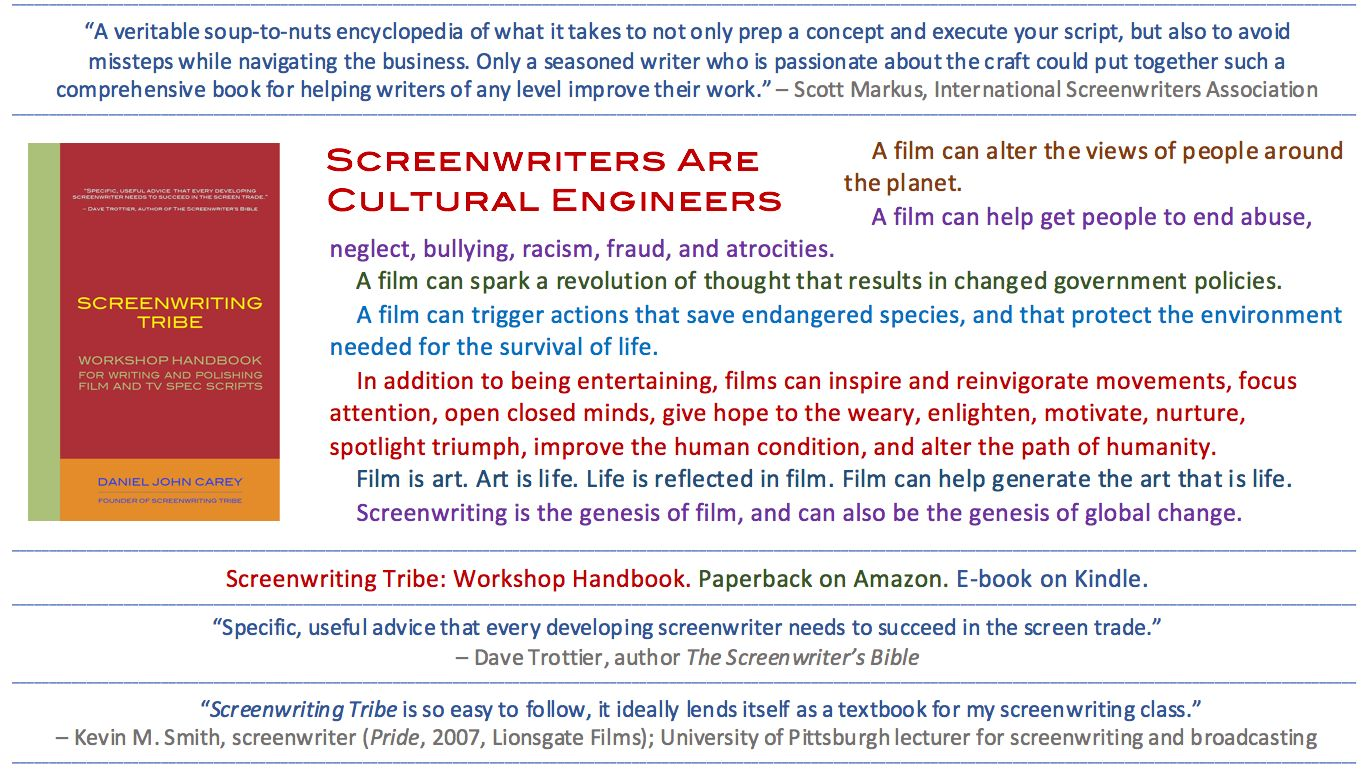 Screenwriting Tribe