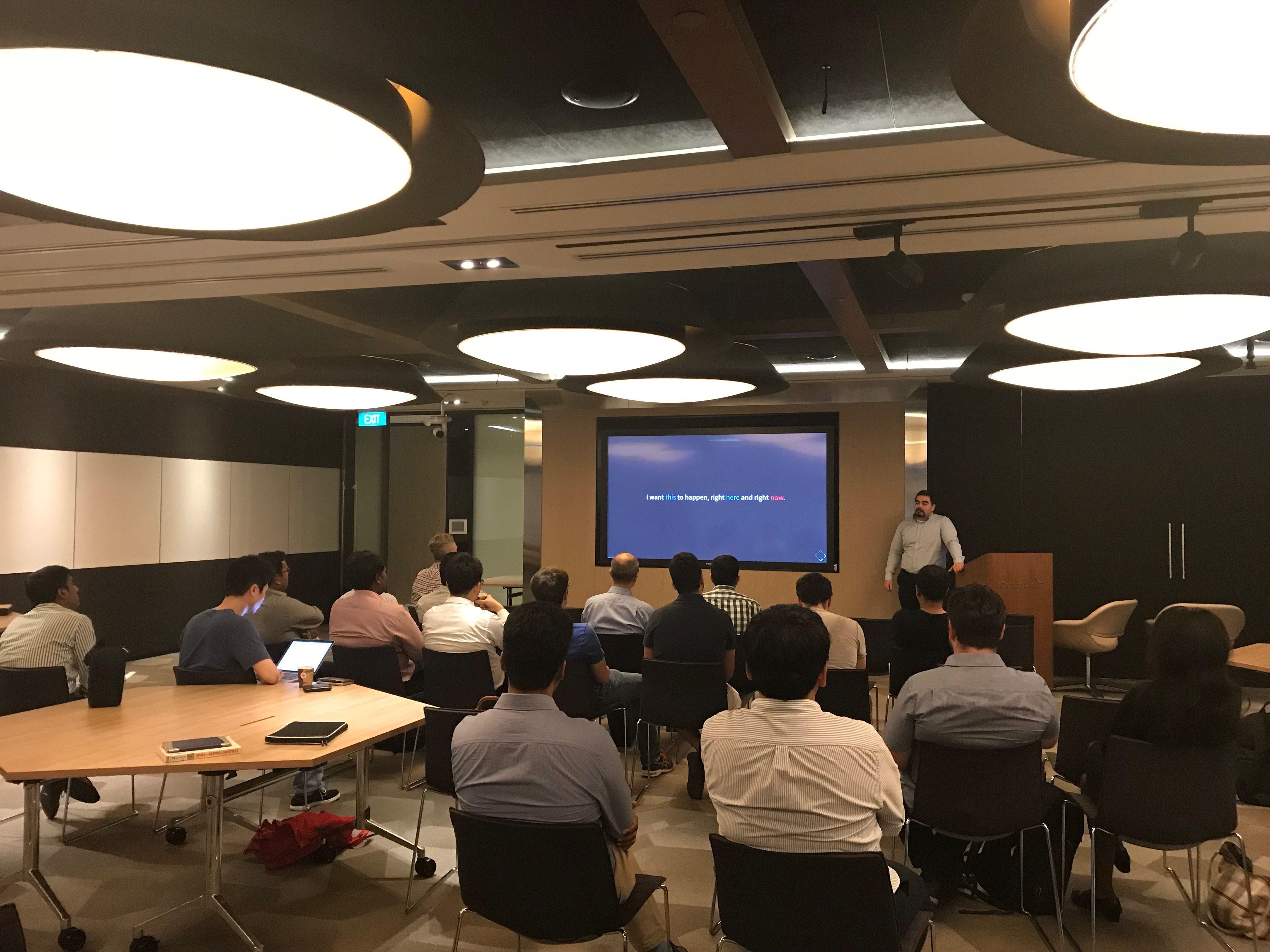 Singapore Clojure Meetup