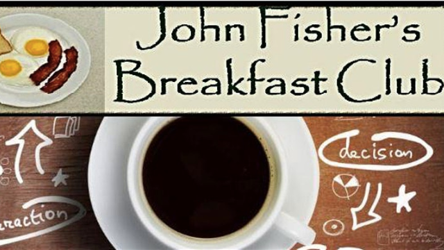 John Fisher's  Breakfast Club for the Real Estate Investor