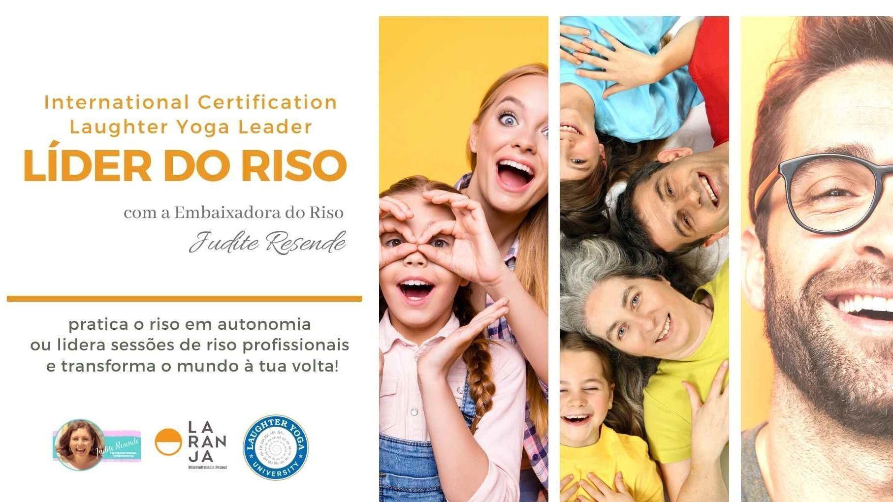Queres ser um Líder do Riso?! - curso de Líder do Riso no Porto